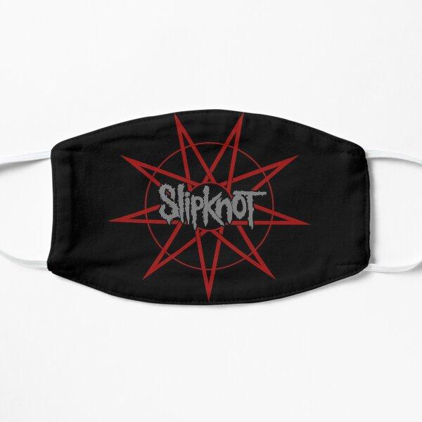 Blood Star Flat Mask