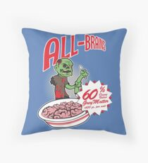 Dangerously addictive Throw Pillow