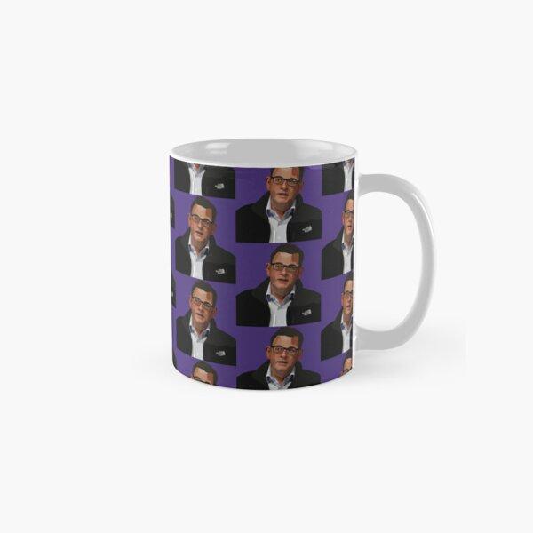 Dan Andrews – North face Classic Mug