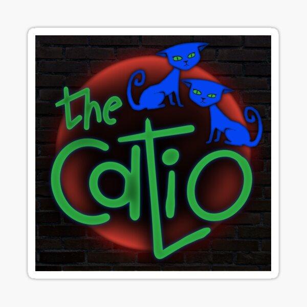 The Catio Sticker