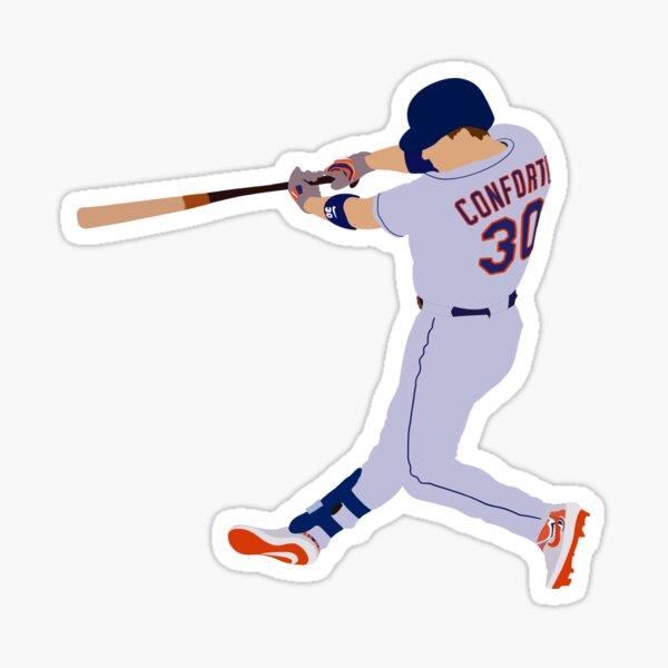 Michael Conforto Mets Sticker