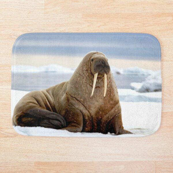 I Am the Walrus Bath Mat