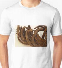 Cinnamon Fern Seeds - Macro  T-Shirt