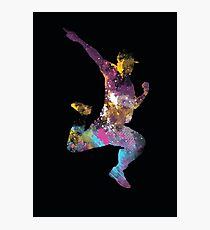 hip hop galaxy 2 Photographic Print