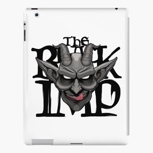 The Black Imp 02 iPad Snap Case