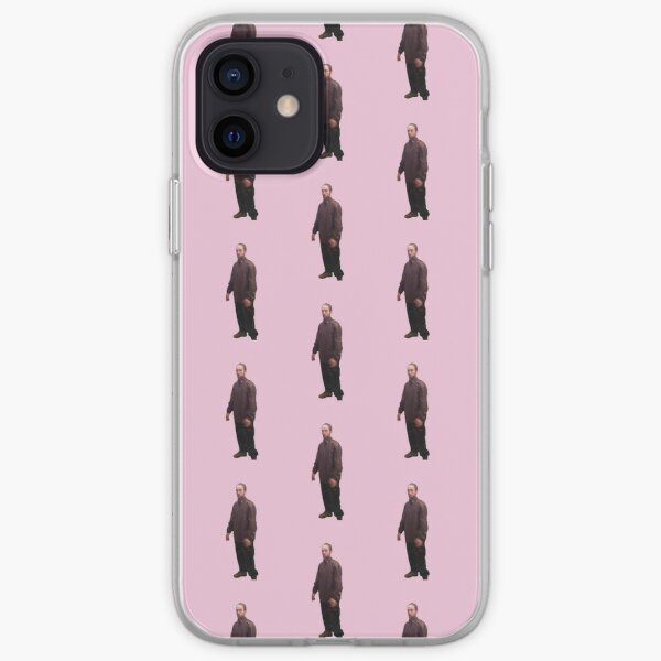 this man shows up in your kitchen what do you do? iPhone Soft Case