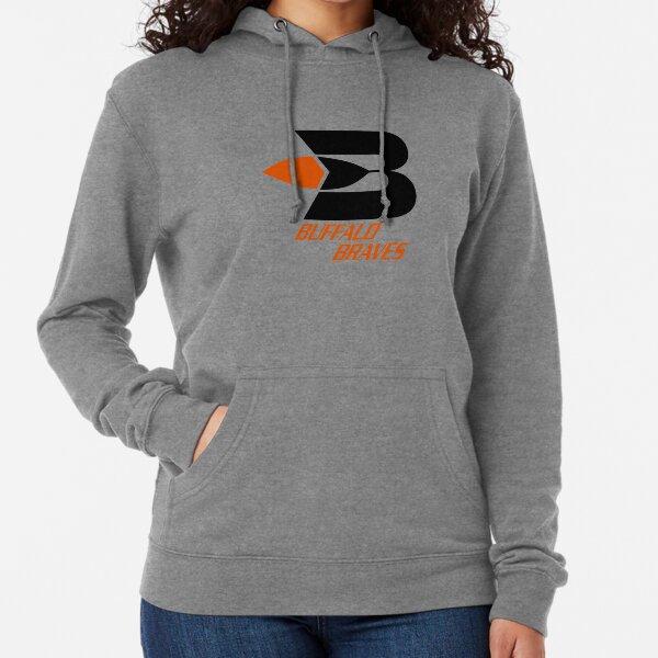 BEST SELLER - Buffalo Braves Logo Merchandise Lightweight Hoodie
