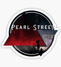Pearl Street Sticker