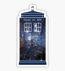 Doctor Who - Galaxy Sticker