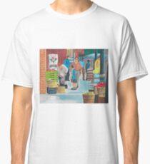 Jame St Fish Market Classic T-Shirt
