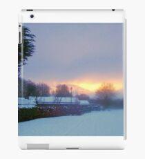 Welcoming In Christmas! iPad Case/Skin