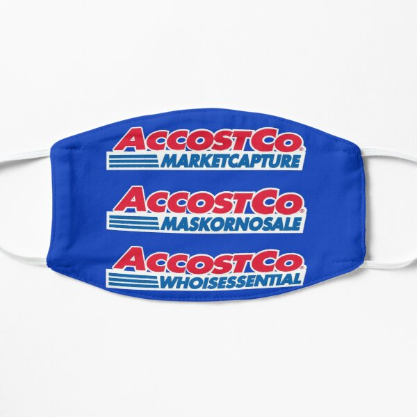 AccostCo Monopoly Mask