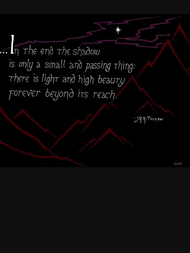 La luz más allá de las sombras (Tolkien) de Ialokin
