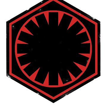 Star Wars Empire Symbol Worn by ControllerGeek