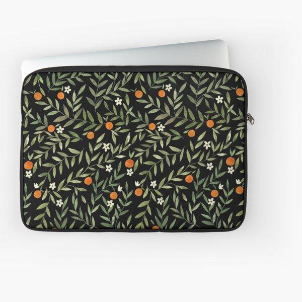 Watercolor Oranges Laptop Sleeve