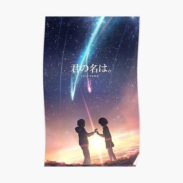 Kimi No Nawa Poster Poster