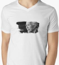 Carl Gustav Jung Mens V-Neck T-Shirt