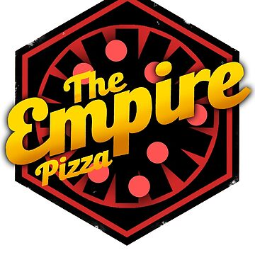 StarWars Empire Pizza! by ControllerGeek
