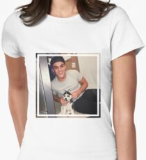 Grayson Dolan  Womens Fitted T-Shirt