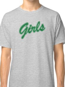 Girls Sweatshirt - Friends (green) Classic T-Shirt