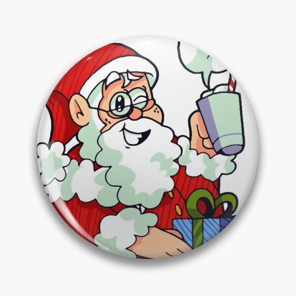 Santa Claus - Santa Playland Pin