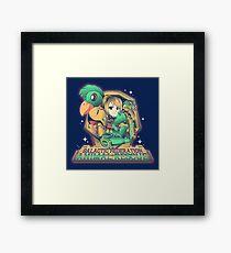 Animal Rescue Framed Print