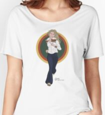 Rebuild Her Women's Relaxed Fit T-Shirt