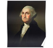 George Washington - Rembrandt Peale Poster