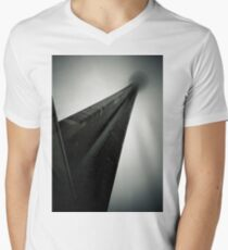 The Man In The High Tower Men's V-Neck T-Shirt