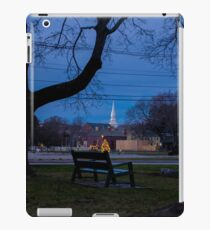 Peace in the Park (Prescot Park) iPad Case/Skin