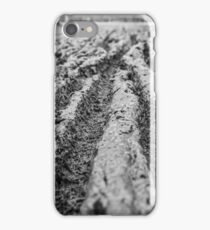 Mud Grooves iPhone Case/Skin