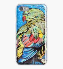 Regent Parrot iPhone Case/Skin