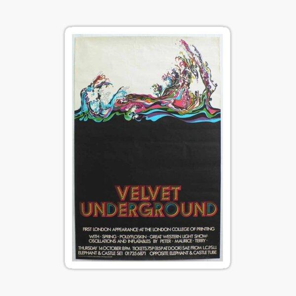 Very Rare London Underground Promotional Sticker