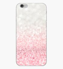 Rosa Ombre Glitter iPhone-Hülle & Cover