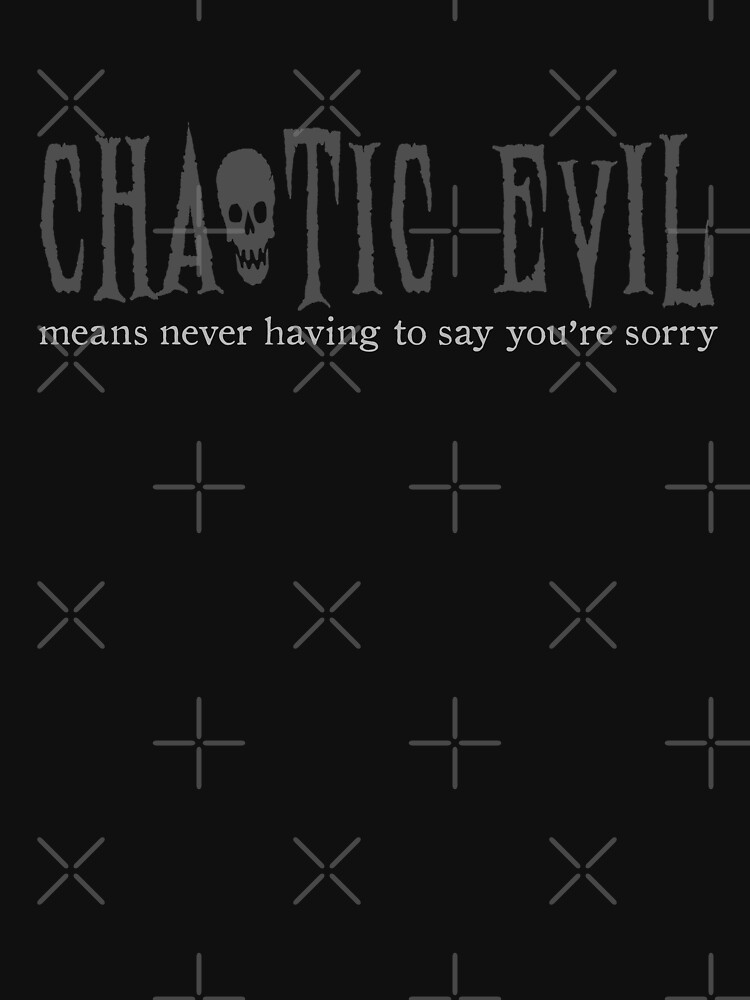 Chaotic Evil by ninthstreet