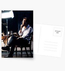 The Thinker - Benedict Cumberbatch Postcards