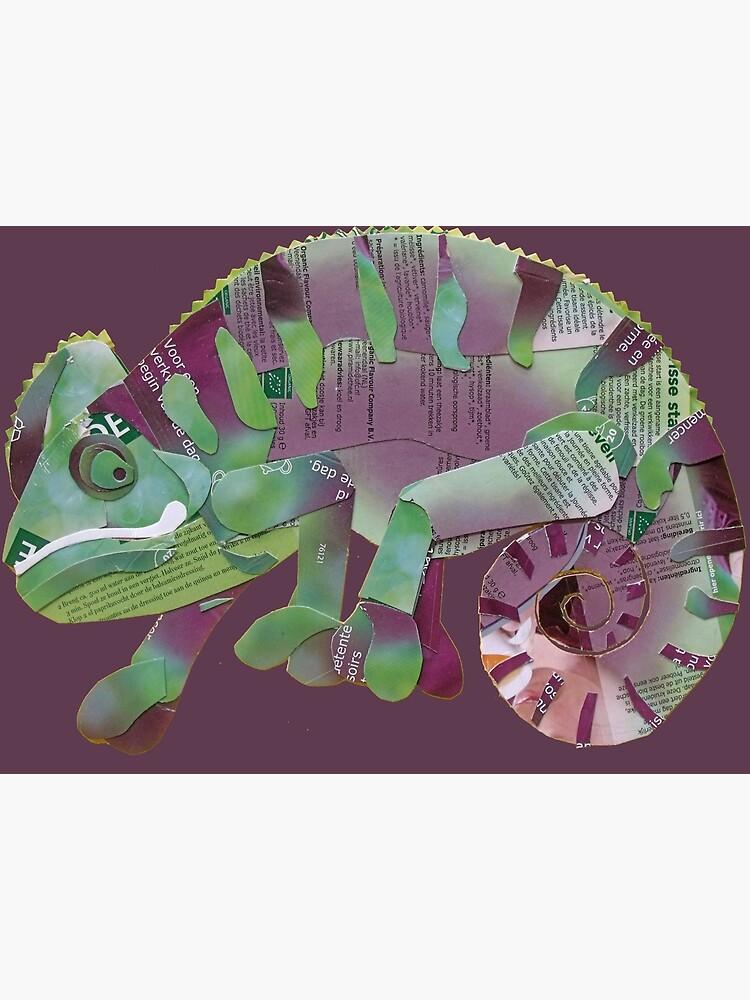 Chameleon by Packeredo