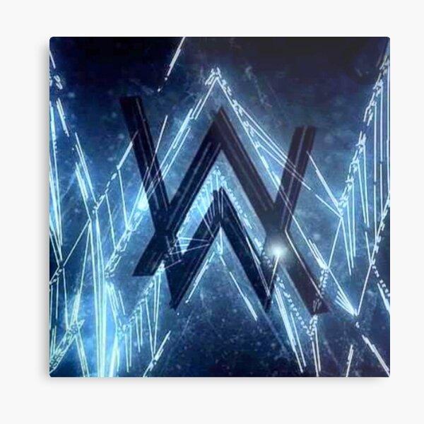 Alan Walker , more than just a DJ Metal Print