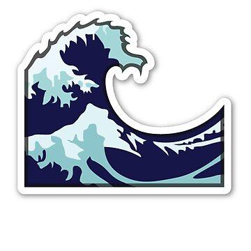 Waves by deadpoolRKO
