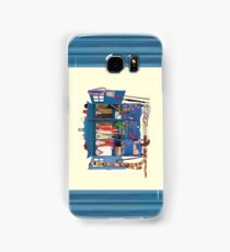 The Who-drobe Samsung Galaxy Case/Skin