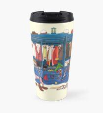 The Who-drobe Travel Mug