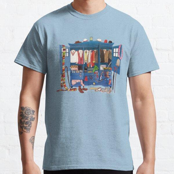 The Who-drobe Classic T-Shirt