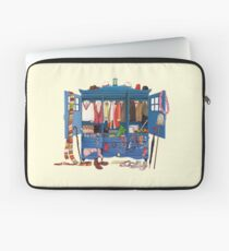The Who-drobe Laptop Sleeve