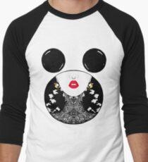 Edgy Girl Men's Baseball ¾ T-Shirt