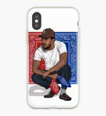 "kendrick lamar ""u"" iPhone Case"