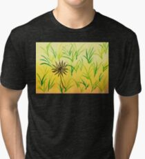 Daisy at the sunset Tri-blend T-Shirt