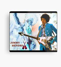Jimmy Metal Print
