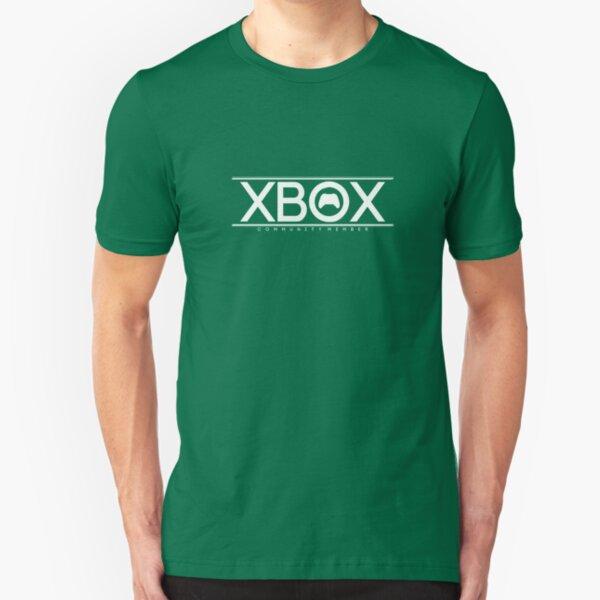 Xbox Community Member Slim Fit T-Shirt