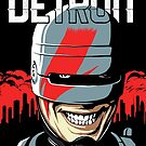 Panic in Detroit by butcherbilly