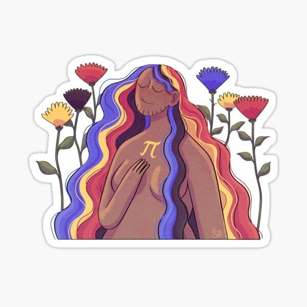 Polyamorous Pride Sticker